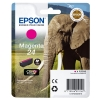 Epson 24 (T2423) magenta ink cartridge (original) C13T24234010 C13T24234012 026580