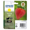 Epson 29 (T2984) yellow ink cartridge (original Epson) C13T29844010 C13T29844012 026840