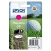 Epson 34 (T3463) magenta ink cartridge (original) C13T34634010 027014
