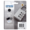 Epson 35 (T3581) black ink cartridge (original) C13T35814010 027026