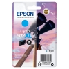 Epson 502XL high capacity cyan ink cartridge (original) C13T02W24010 C13T02W24020 024110