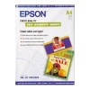 Epson S041106 Photo Quality self-adhesive A4 paper, 167g, (10 sheetsl) C13S041106 064642