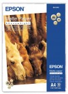 Epson S041256 167gsm A4 heavyweight matt photo paper (50 sheets) C13S041256 064600