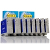 Epson T0431/442/3/4 series 8-pack (123ink version)  110540