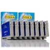 Epson T0615 multipack of 8 cartridges (123ink version)  110610
