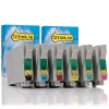 Epson T0807 multipack (123ink version) C13T08074010C 127006