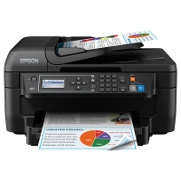 Epson Workforce WF-2750DWF All-In-One Inkjet Printer with WiFi and fax (4 in 1) C11CF76402 831551