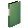 Esselte green A4 ring binder with 23 O-rings