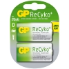 GP 5700 ReCyko + rechargeable battery 2-pack LR20 D
