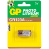 GP CR123A Lithium battery