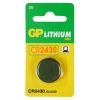 GP CR2430 Lithium Button Cell battery GPCR2430 215026