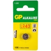 GP LR43 Alkaline Button Cell battery GP186 215040