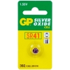 GP SR41 silver oxide button cell battery