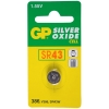 GP SR43 silver oxide button cell battery