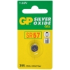 GP SR57 silver oxide button cell battery GP395 215106