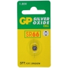 GP SR66 silver oxide button cell battery