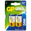 GP Ultra Plus C LR14 battery 2-pack