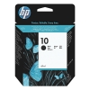 HP 10 (C4844A/AE) black ink cartridge (original HP)