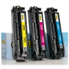 HP 125A (CF373AM) multipack (123ink version) CF373AMC 054765