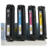 HP 128A (CE320A/1A/2A/3A) toner 4-pack (123ink version)  130038