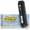 HP 128A (CE320A) black toner (123ink version) CE320AC 054011