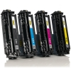 HP 131A + 131X (CF210X + 211A/2A/3A) 4-pack (123ink version)  130009