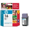HP 16 (C1816A/AE) photo colour ink cartridge (original HP) C1816AE 030190