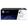 HP 17A (CF217A) black toner (original) CF217A 055112