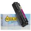 HP 203X (CF543X) high capacity magenta toner (123ink version) CF543XC 055223