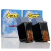 HP 20 (C6614D/DE) black 2-pack (123ink version)  030322