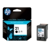 HP 21 (C9351A/AE) black ink cartridge (original HP) C9351AE 031750