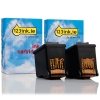 HP 21 (C9351AE) black 2-pack (123ink version)  160024