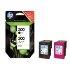 HP 300 (CN637EE) black and colour 2-pack (original HP)