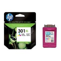 HP 301XL (CH564EE) colour high capacity ink cartridge (original HP)