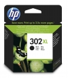 HP 302XL (F6U68AE) high capacity black ink cartridge (original HP)