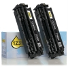 HP 304A (CC530AD) black toner 2-pack (123ink version) CC530ADC 039861