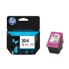 HP 304 (N9K05AE) colour ink cartridge (original) N9K05AE 030684
