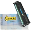 HP 307A (CE741A) cyan toner (123ink version) CE741AC 039905