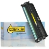 HP 307A (CE742A) yellow toner (123ink version) CE742AC 039907