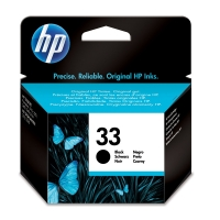 HP 33 (51633M/ME) black ink cartridge (original HP) 51633ME 030040