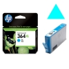 HP 364XL (CB323EE) high capacity cyan ink cartridge (original HP)