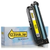 HP 504A (CE252A) yellow toner (123ink version) CE252AC 039837