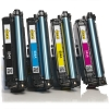 HP 504X / 504A (CE250X/CE251A/2A/3A) 4-pack (123ink version)  130034