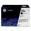 HP 55A (CE255A) black toner (original HP) CE255A 039886