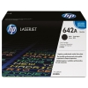 HP 642A (CB400A) black toner (original HP) CB400A 039700