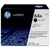 HP 64A (CC364A) black toner (original HP) CC364A 039812