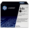 HP 64X (CC364X) high capacity black toner (original HP) CC364X 039814
