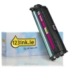 HP 651A (CE343A) magenta toner (123ink version) CE343AC 054663
