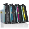 HP 651A toner 4-pack (123ink version)  130048