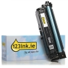 HP 654X (CF330X) high capacity black toner (123ink version) CF330XC 054793